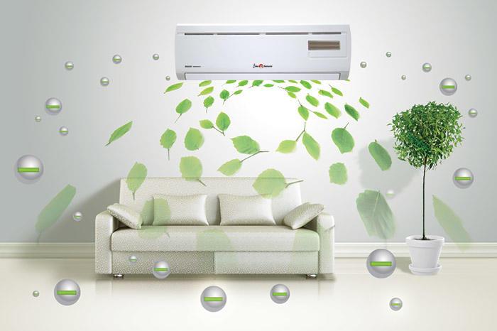 airco plaatsen woonkamer